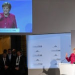 Merkel Rejects U.S. Demands That Europe Pull Out of Iran Nuclear Deal