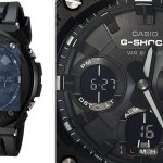 Casio Men's 'G Shock' Model GST-S100G-1BCR