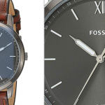 Fossil Men's The Minimalist 3H – FS5513