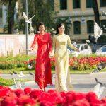 Áo dài (long dress vietnamese)
