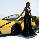 all versions Lamborghini: Super Car