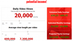 Promote our best selling membership site! Start making $10,000++ a month with just 5 sales a day!