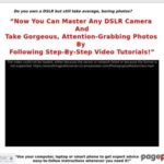 Photography Masterclass – Learn Digital Photography The Smart Way