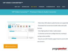 VIP Video Converter - Buy Now For Only $ 19.95
