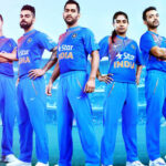 Jersey Number of Indian Cricketers and their significance