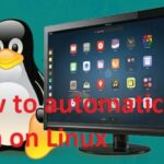 How to automatically turn on Linux – TotalDrivers.net
