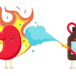 6 Easy Stomach Burning Remedies & Tips